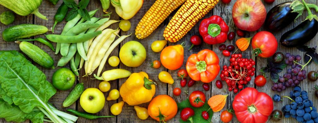 Basische Ernährung mit basenbildenden Lebensmitteln
