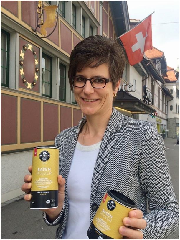 M. Reich exportiert nun auch in die Schweiz