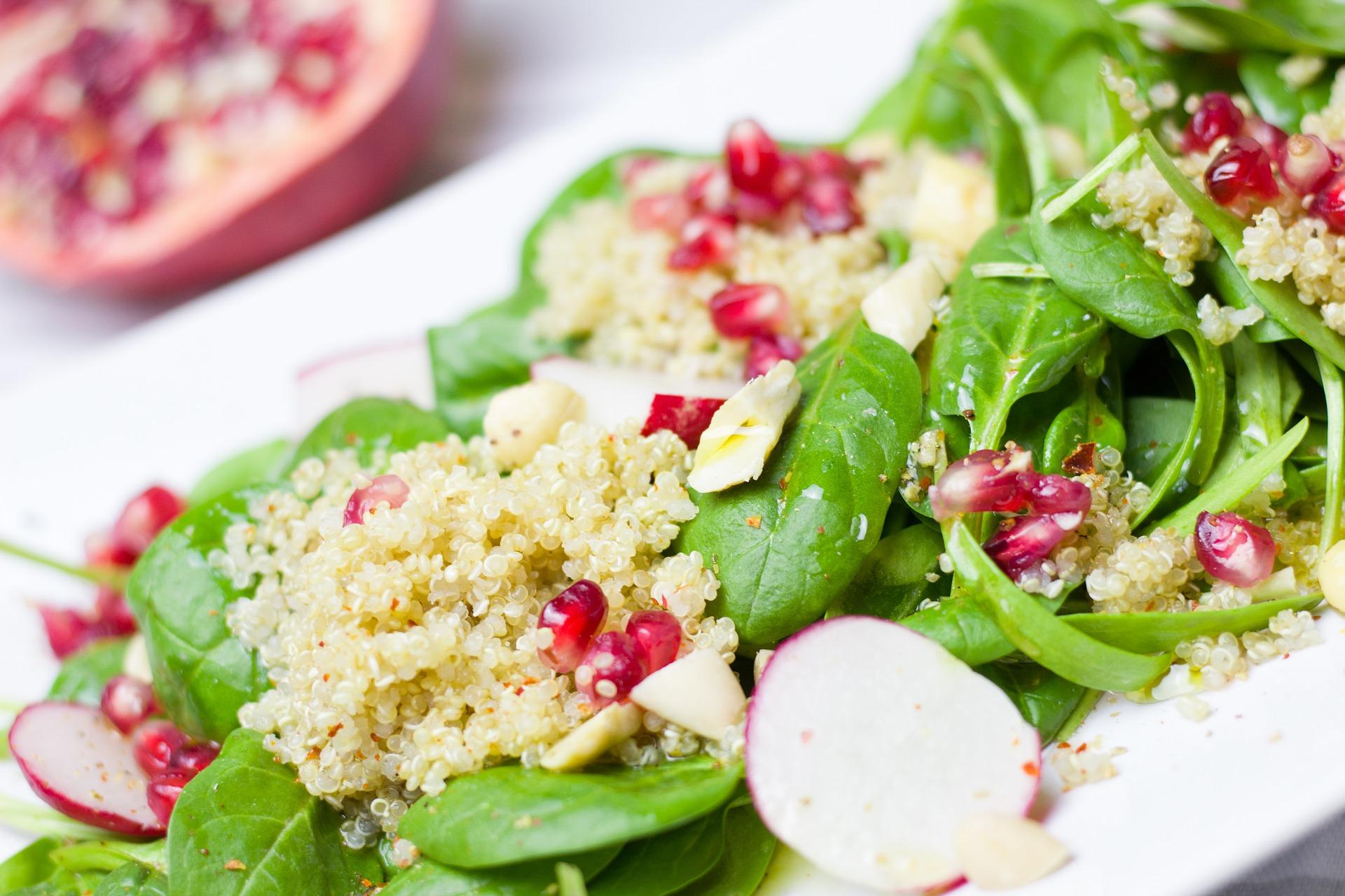 Tipps für leckere basische Salate